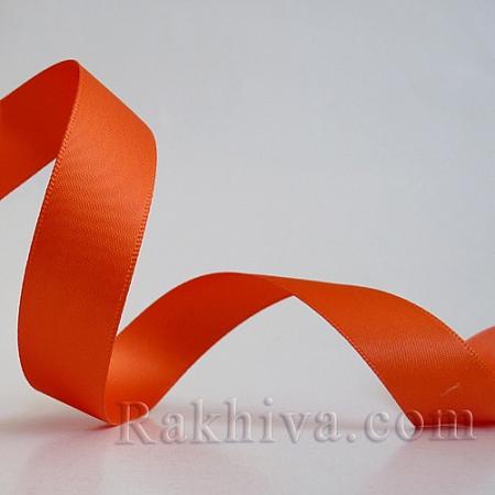 Двоен сатен, 9мм/ 20m, тъмно оранжево (9/20/52376)