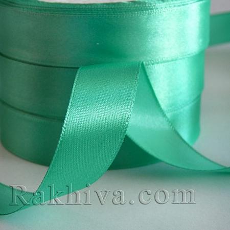 Панделка сатен - светло зелено, 1 ролка 6 мм/ 25 ярда 152/(6/25/2360-1)