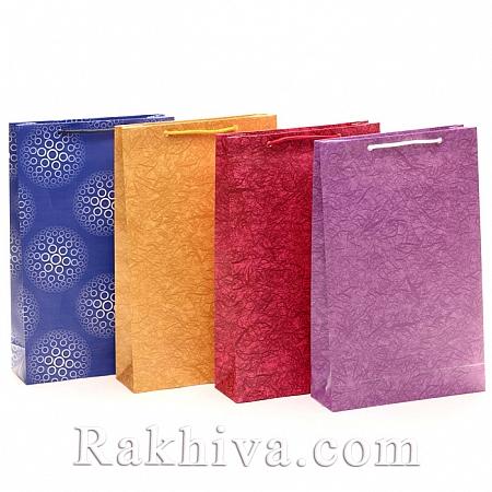 Ламинирани хартиени торбички Елеганс на Пакети, Елеганс/ 18cm x 18cm x 5.8cm (малък кв.)