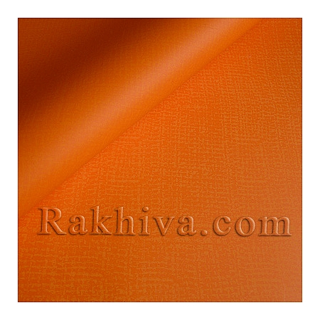 Целофан за опаковане, Насмолена / оранжево (70/100/61175)