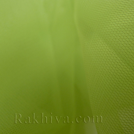 Италиански тюл цвят резеда, резеда 1 линеен м (3 кв. м) 86/61