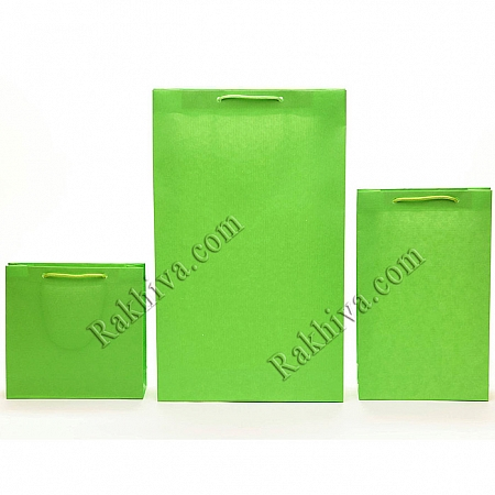 Едноцветни торбички - резеда, 12см/18см/5см (малки) (12/18/7261)