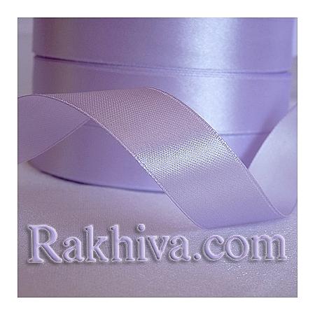 Панделка сатен - люляк, 3 мм/ 20 метра 172/(3/20/2393), без шпула