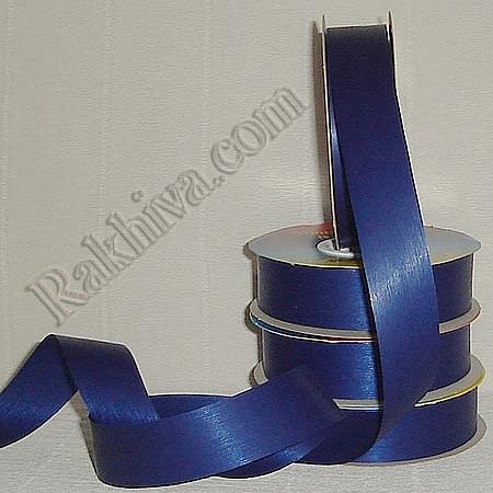 Панделка пастел - Гърция, тъмно синьо (25/50/2755)