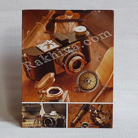 Ламинирани хартиени торбички Ракхива, 22,9x9,8 cm, 10 бр. средни (2087)