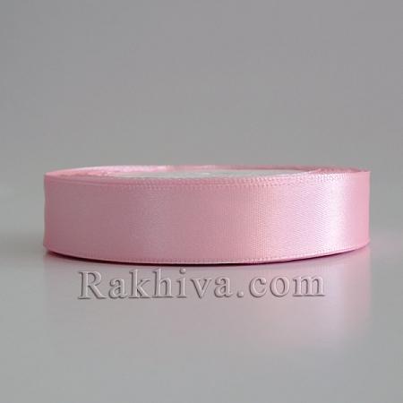 Панделка сатен - перлено розово