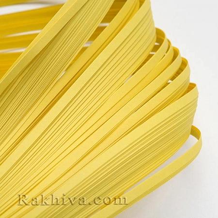 Квилинг лентички злато, 3мм/ 390мм (DIY-J001-3mm-B17)
