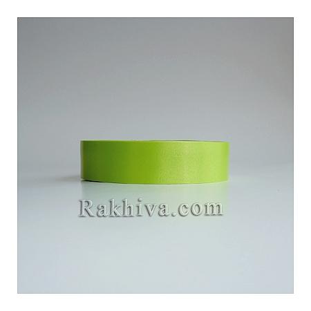 Панделки чисти цветове, 1 ролка 2см/ 100 ярда  2/100/2861 (резеда)