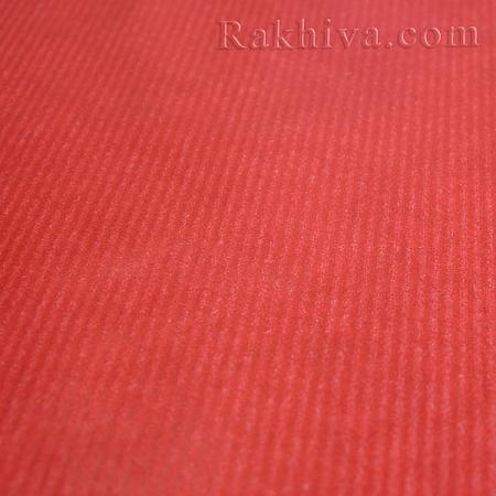 Италианска хартия за опаковане крафт , червено (70/32/71880)