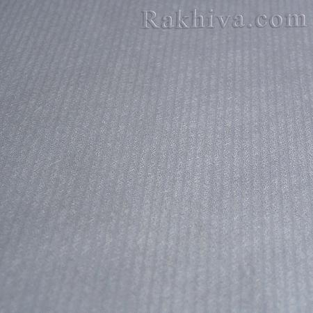 Италианска хартия за опаковане крафт , сребро 803 (5м/ 1 ролка)