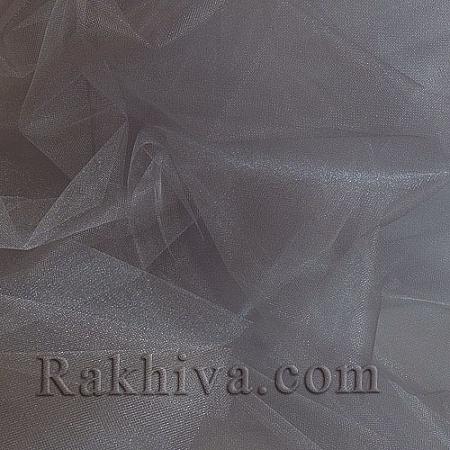 Кристален тюл - цвят гранит, гранит за 1 линеен м (3 кв. м) 85/22