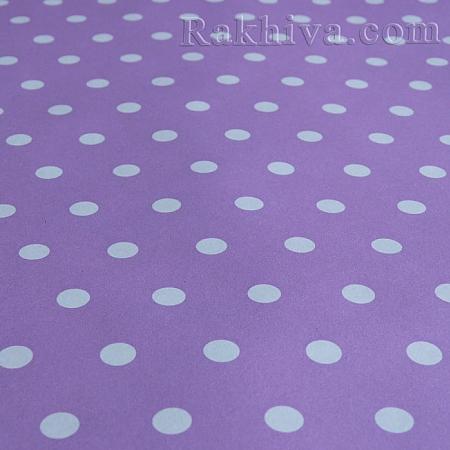 Италианска хартия за опаковане Точки, 2888 (5м/ 1 ролка)