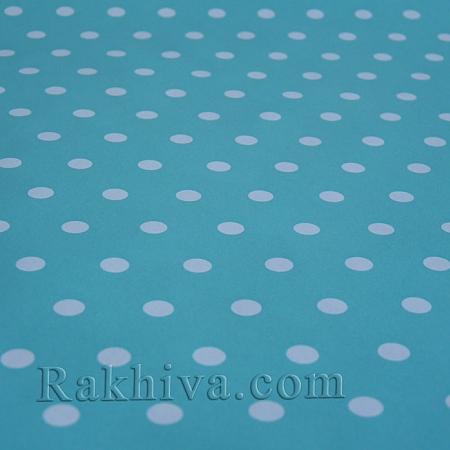 Италианска хартия за опаковане Точки, 2889 (5м/ 1 ролка)