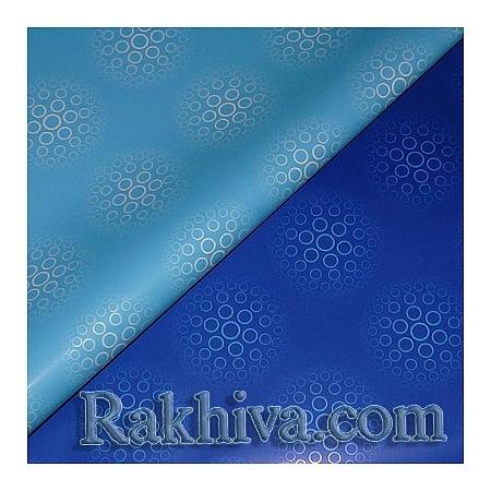 Целофан за опаковане , Романтика/ св.синьо, т.синьо (70/100/91152-55)
