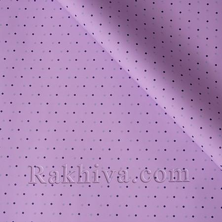 Целофан за опаковане, Точки/ люляк,тъмно лилаво (70/100/151192)