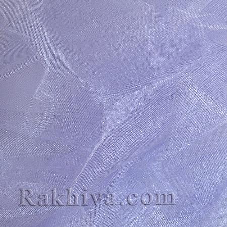 Кристален тюл - люляк, люляк за 1 линеен м (3 кв. м) 85/91