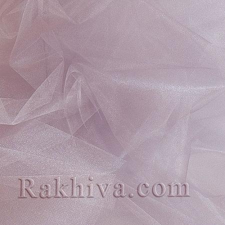 Кристален тюл - винтидж роза, винтидж роза за 1 линеен м (3 кв. м) 85/44
