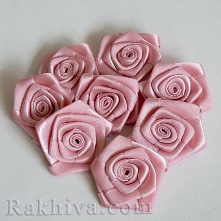 Розички Сатен, роза Винтидж, 10бр. (QS08-6)