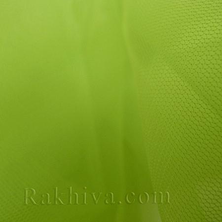 Тюл на ролка цвят резеда, резеда (87/61)