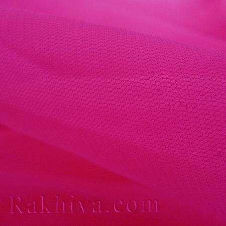 Тюл на ролка цвят тъмна циклама, тъмна циклама (87/46)