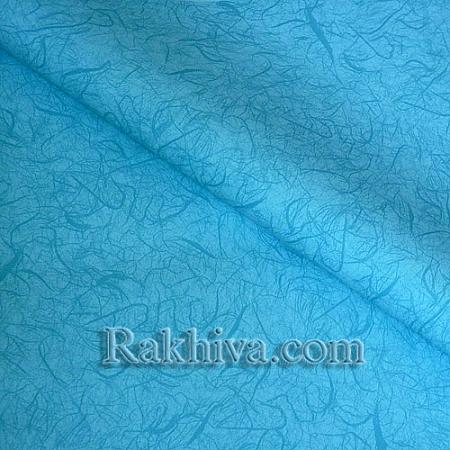 Целофан за опаковане на пакет, Идеи светло синьо (70/100/31151) над 50 листа