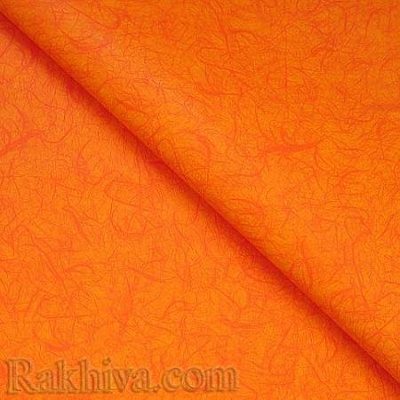 Целофан за опаковане на пакет, Идеи оранжево (70/100/31175) над 50 листа