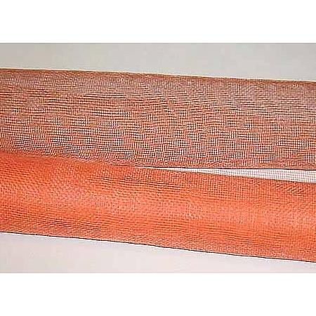 Мрежа за цветя 'Слънчеви лъчи' (Корея) на кашон, 9 ярда оранжево (41/75) над 20 броя
