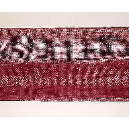 Мрежа за цветя 'Слънчеви лъчи' (Корея) на кашон, 9 ярда бордо (41/86) над 20 броя