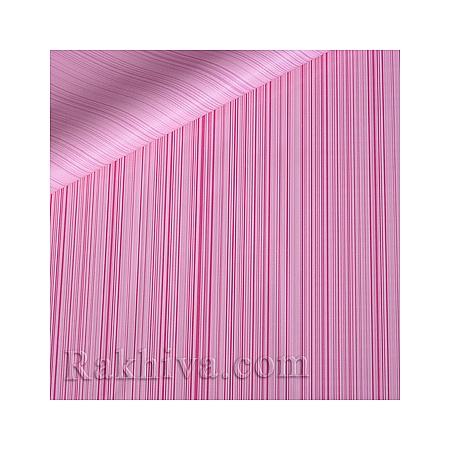 Целофан за опаковане на пакет, Елеганс розово (70/100/202040) над 50 листа