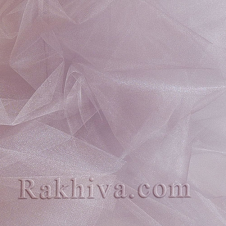 Кристален тюл на топ, роза винтидж (85/44) за 50 л.м.