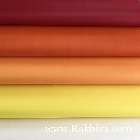 Тишу хартия Ракхива на едро, червено 17 гр. (А80-47) над 60 пакета