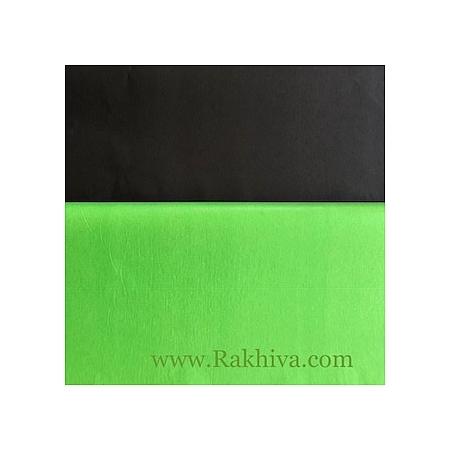 Тишу хартия Ракхива на едро, черно 17 гр. (А80-19) над 60 пакета