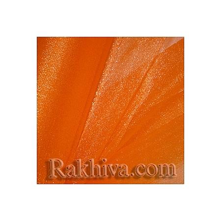 Органза оранжево