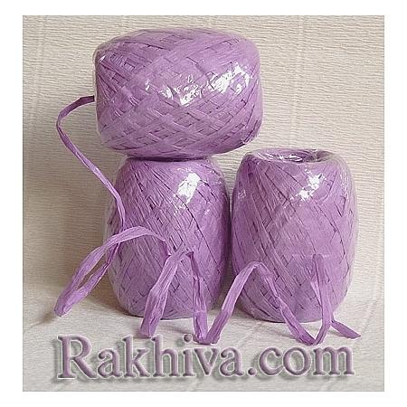 Хартиена рафия на едро, лилаво (20/50/6290) над 24 броя