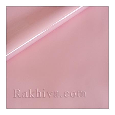 Едноцветен целофан за цветя (св.розово) на пакет, ЕДРО св.розово (50/50/1341) над 100 бр.