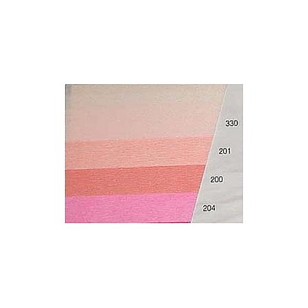 Тънка крепирана хартия 40 гр., тънк. креп. (330) - бяло