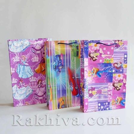 Хартиени торбички (цветни), детско (м.кв.)