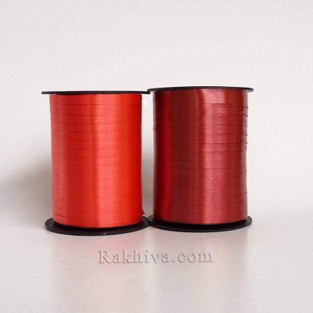 Тънки панделки за балони , 1 ролка 0.5см/ 500ярда 5/500/2880 (червено)