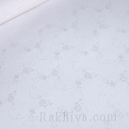 Италиански целофан Пролет бяло перла, 100 см х 100 см (листи) (100/100/15/10)