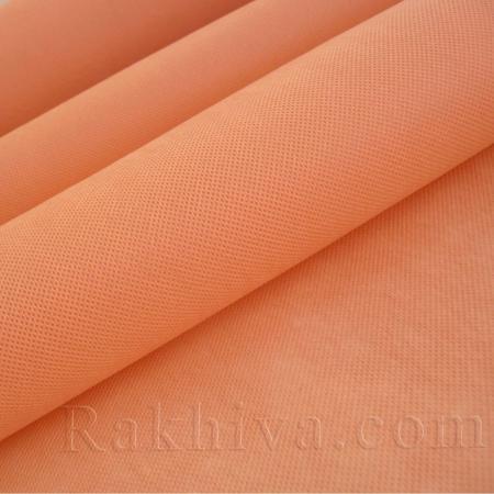 Текстилна хартия цвят праскова, праскова (18м) (60/18/34048)