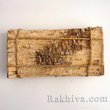 Подложки от бреза натурални, подложки от бреза 10 см/ 20 см (8 бр.)