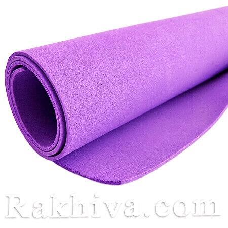 Фоам (Гумена хартия - EVA) , лилаво 1 мм