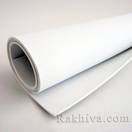 Фоам (Гумена хартия - EVA) , бяло