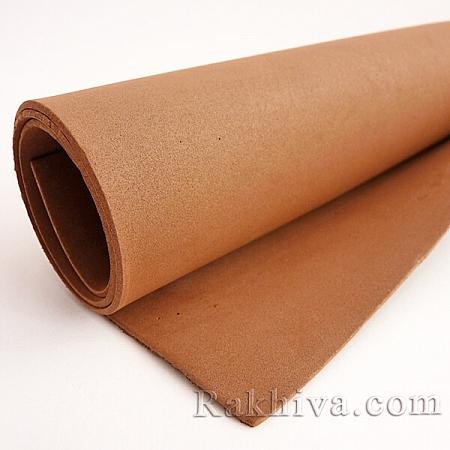 Фоам (Гумена хартия - EVA) , кафяво