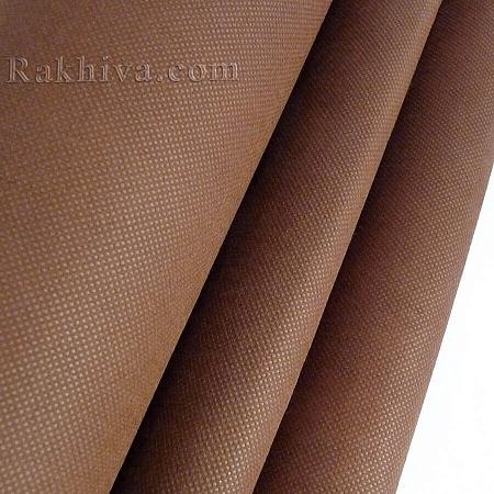Текстилна хартия, кафяво (18м) (60/18/34034)