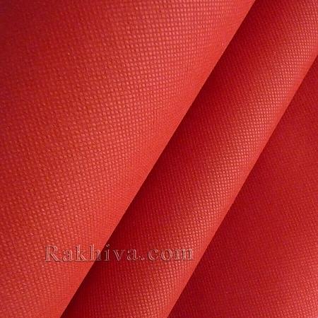 Текстилна хартия т. червено