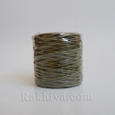 Хартиен шнур маслина, маслина (1/25/6463) ролка 22,50м