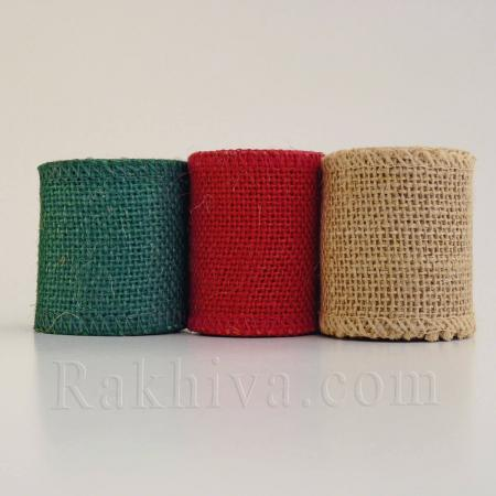 Зебло панделка , 60мм/200мм, натурално (60/200/30)