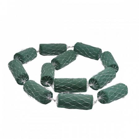 Пиафлора гирлянд, фоам, гъба за цветя OASIS, 5/13 см (1 бр)