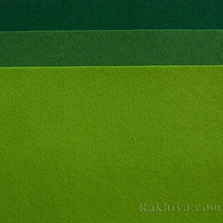 Мек филц за декорация и шиене , 5/ (674) резеда - мек филц